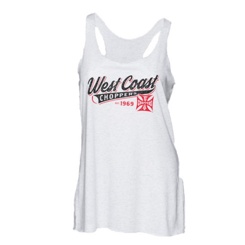 Ladies Baseball Racerback