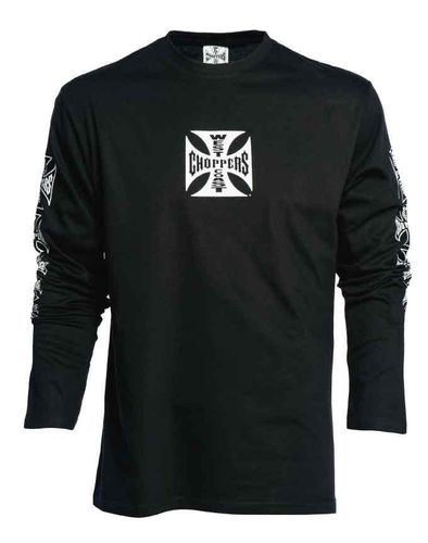 OG Cross Long Sleeve black