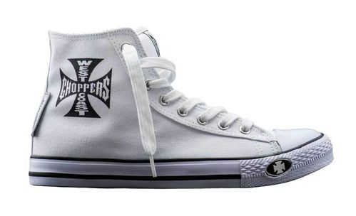 Schuhe Warrior white