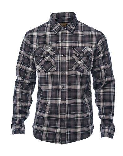 Dominator Flannes Shirt grey